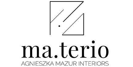 ma.terio AGNIESZKA MAZUR INTERIORS
