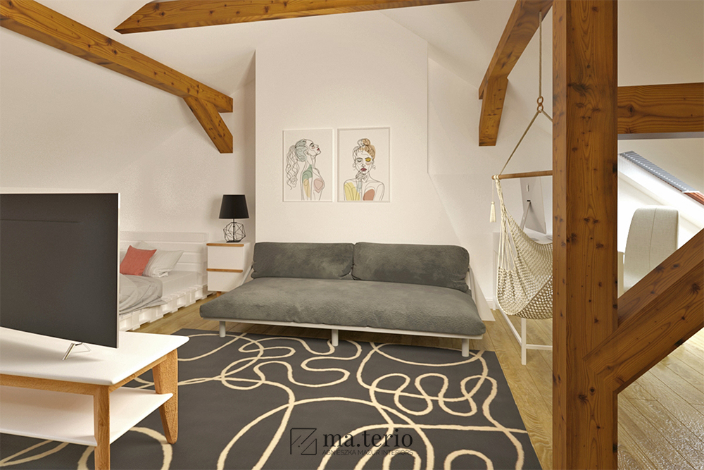 architekt-wnetrz-poznan-pokoj-na-poddaszu-materio